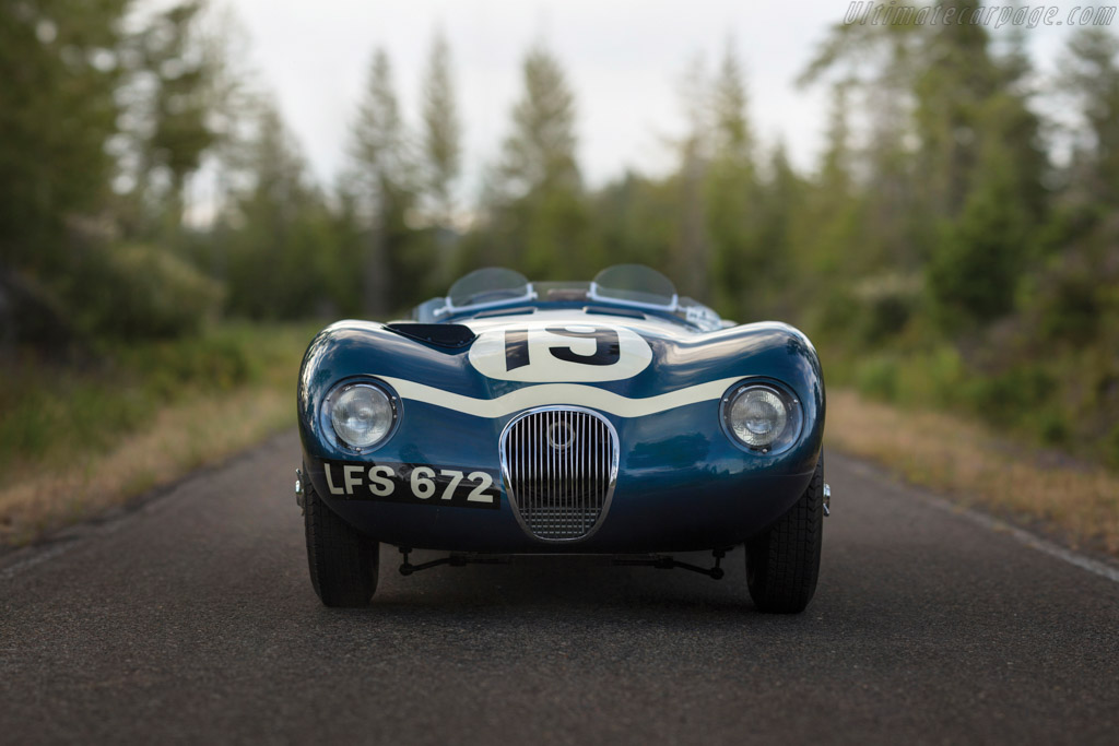 Jaguar C-Type Lightweight