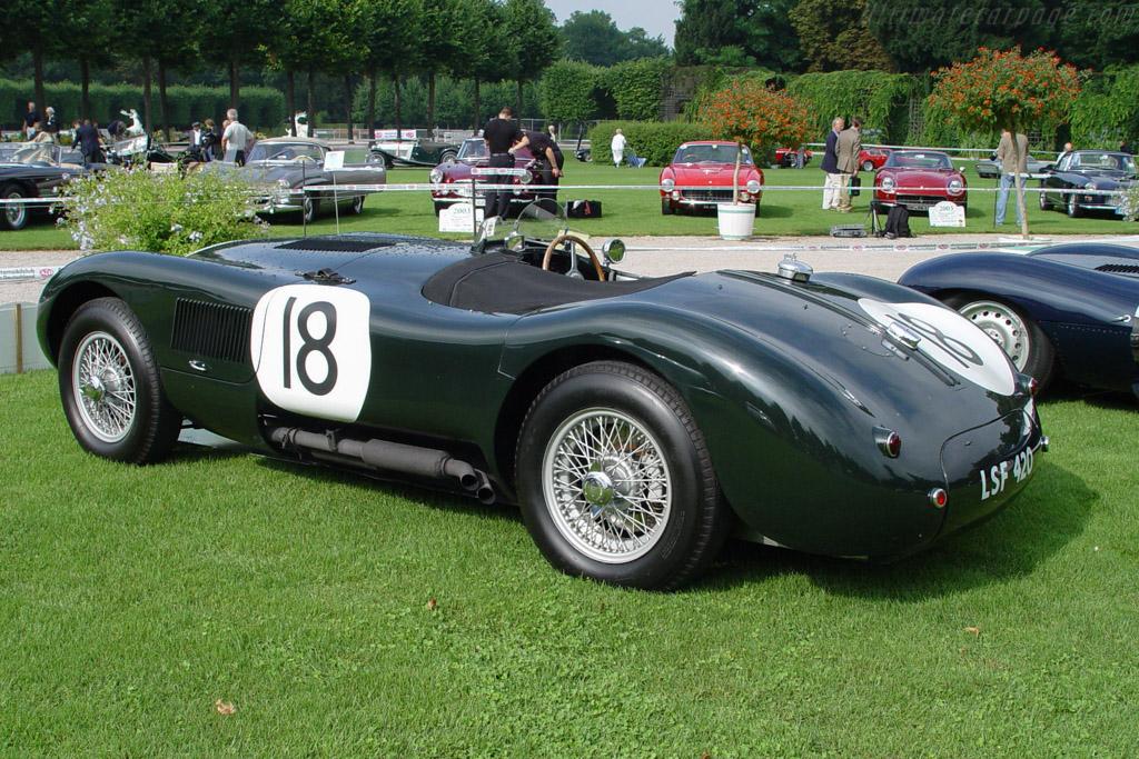 Jaguar C-Type Lightweight - Chassis: XKC 051   - 2003 European Concours d'Elegance