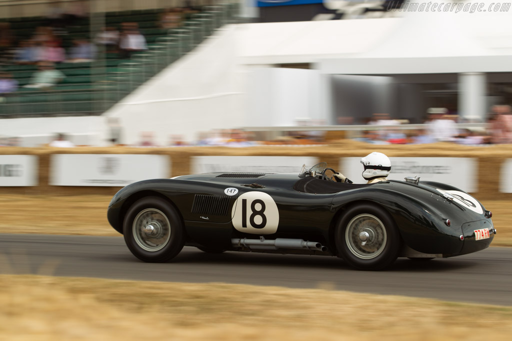 Jaguar C-Type Lightweight - Chassis: XKC 051  - 2018 Goodwood Festival of Speed