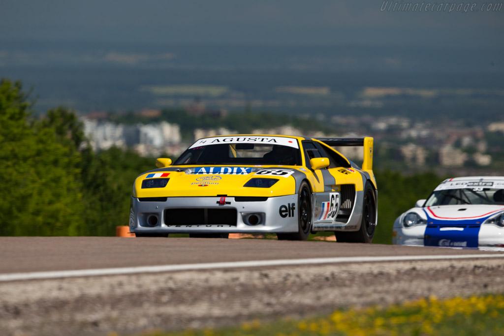 Venturi 400 Trophy - Chassis: 0065  - 2017 Grand Prix de l'Age d'Or