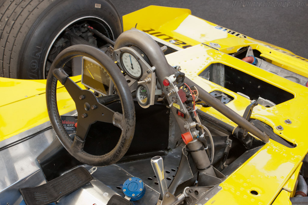 Renault RS 01 - Chassis: RS 01/04   - 2011 Goodwood Festival of Speed