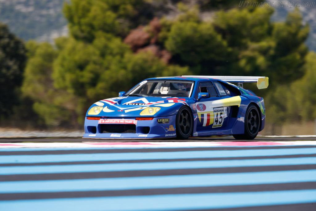 Venturi 600 LM - Chassis: LM005   - 2018 Dix Mille Tours