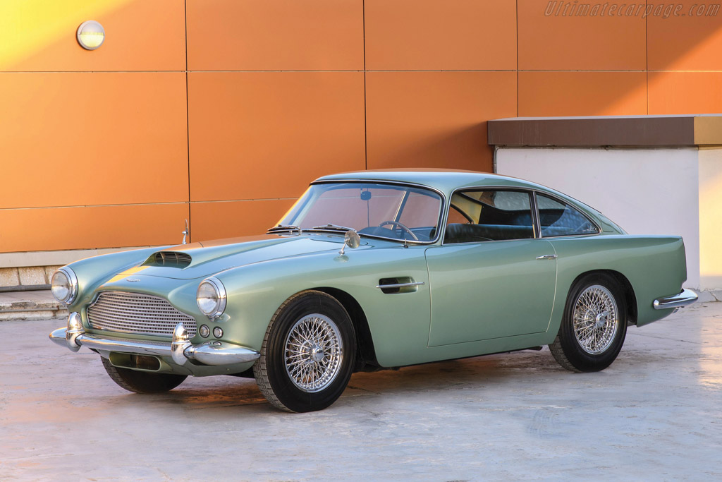 1958 1963 Aston Martin Db4 Specifications Ultimatecarpage Com