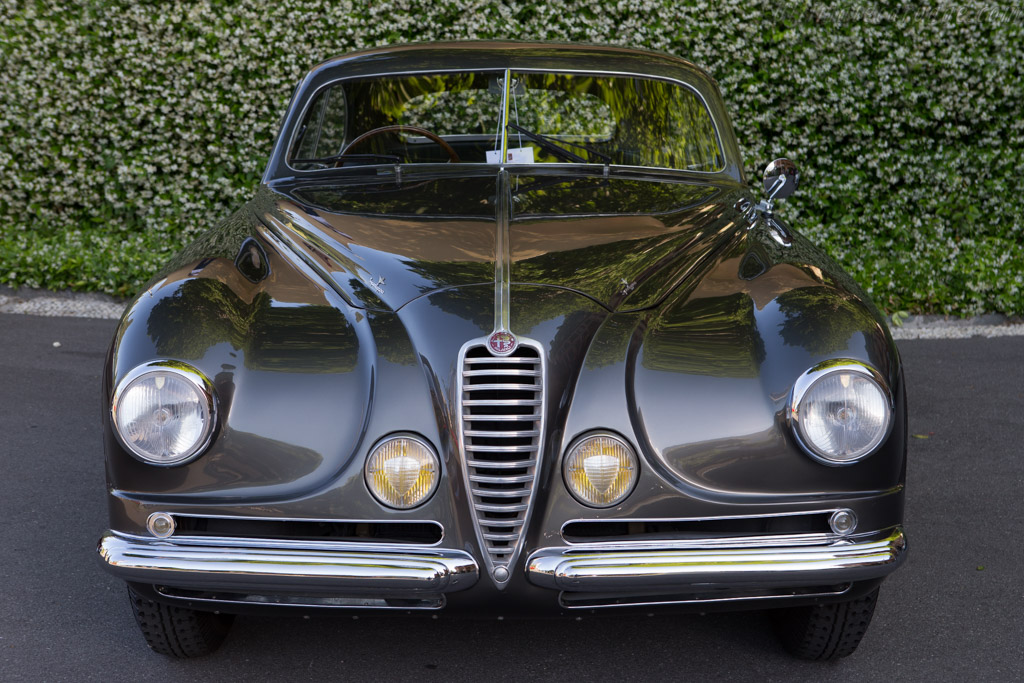 Alfa Romeo 6C 2500 SS Touring Villa d'Este Coupe - Chassis: 915916   - 2014 Concorso d'Eleganza Villa d'Este