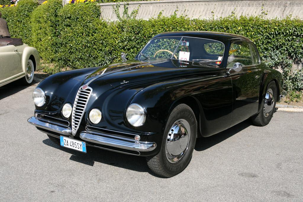 Alfa Romeo 6C 2500 SS Touring Villa d'Este Coupe - Chassis: 915884   - 2006 Concorso d'Eleganza Villa d'Este