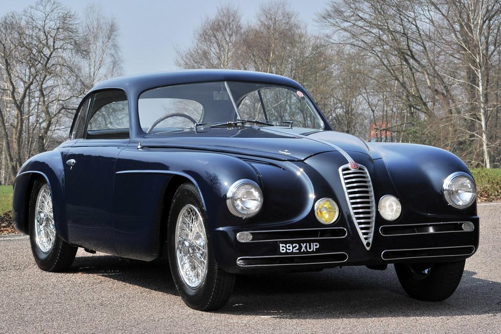Click here to open the Alfa Romeo 6C 2500 SS Touring Villa d'Este Coupe gallery