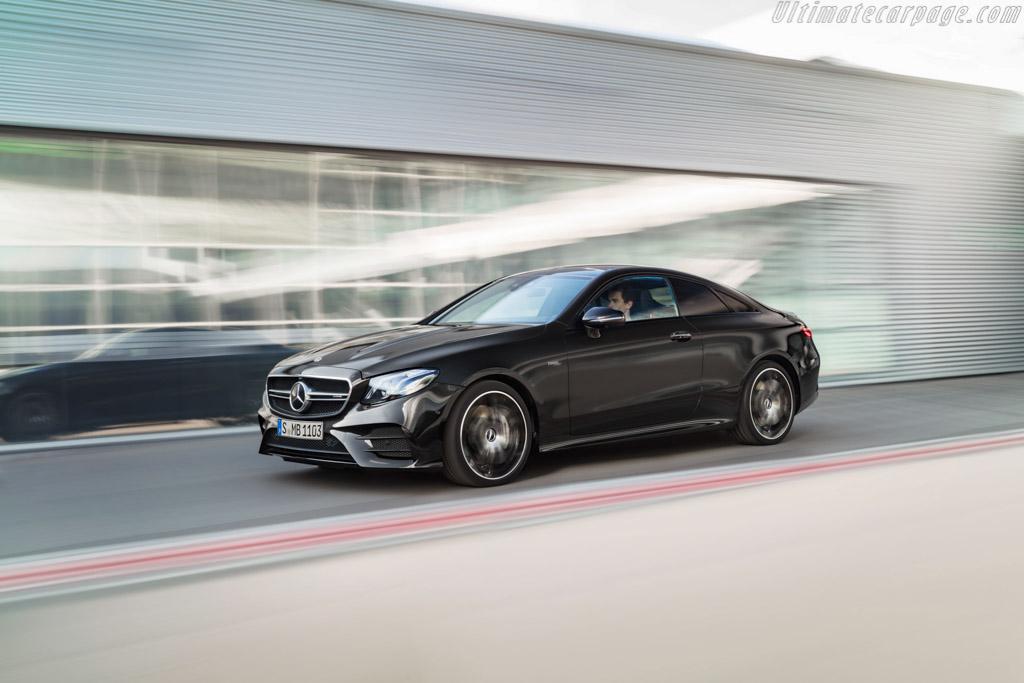 Mercedes-AMG E 53 Coupé