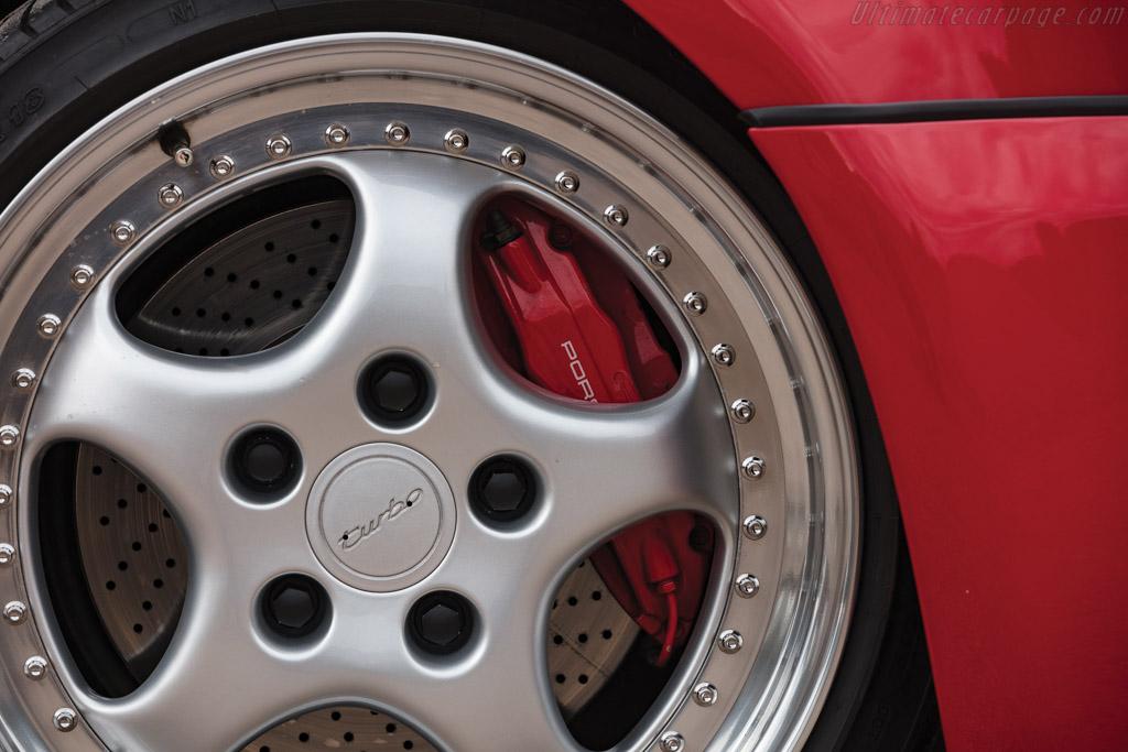 Porsche 911 Turbo 3.6