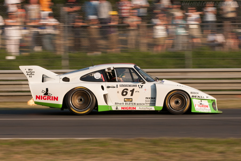 Porsche 935 J - Chassis: 000 0016   - 2010 Le Mans Classic