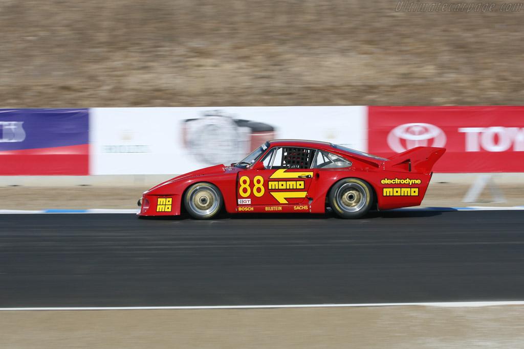 Porsche 935 J - Chassis: 000 0012   - 2006 Monterey Historic Automobile Races