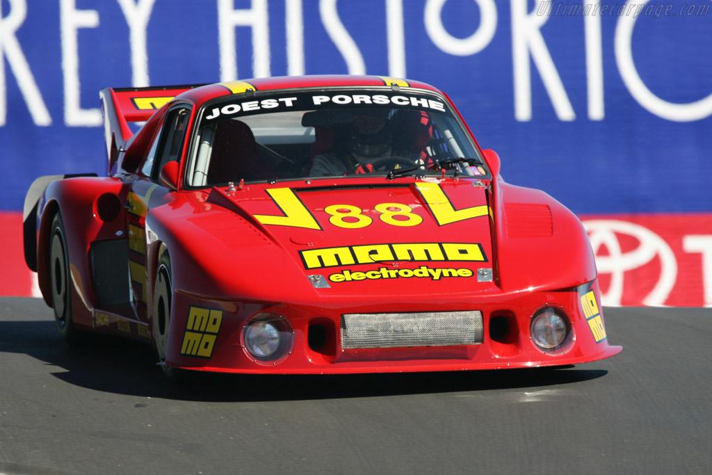 Porsche 935 J - Chassis: 000 0012   - 2007 Monterey Historic Automobile Races