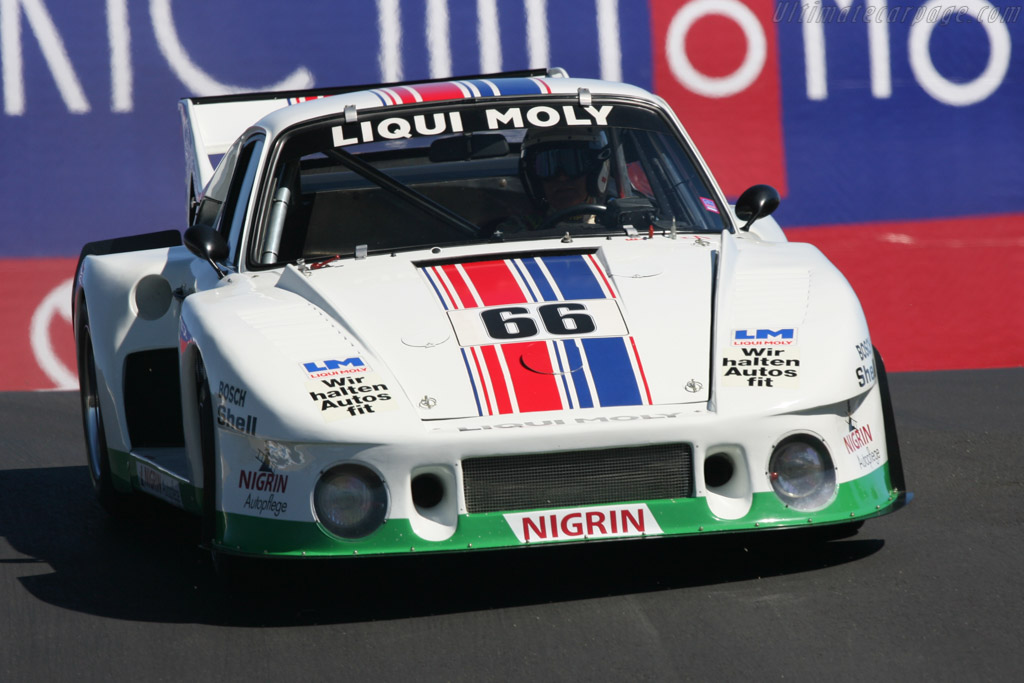 Porsche 935 J - Chassis: 009 0001   - 2007 Monterey Historic Automobile Races