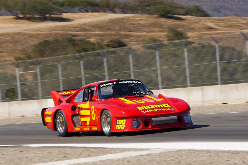 Porsche 935 J - Chassis: 000 0012   - 2008 Monterey Historic Automobile Races