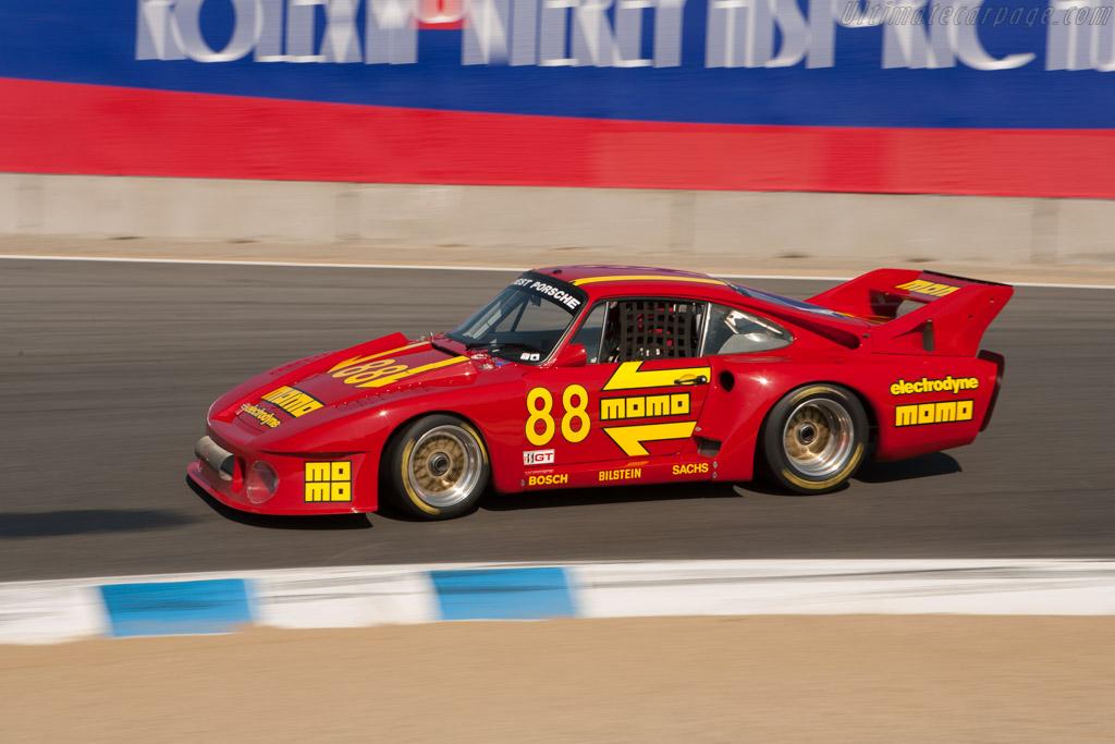 Porsche 935 J - Chassis: 000 0012   - 2009 Monterey Historic Automobile Races