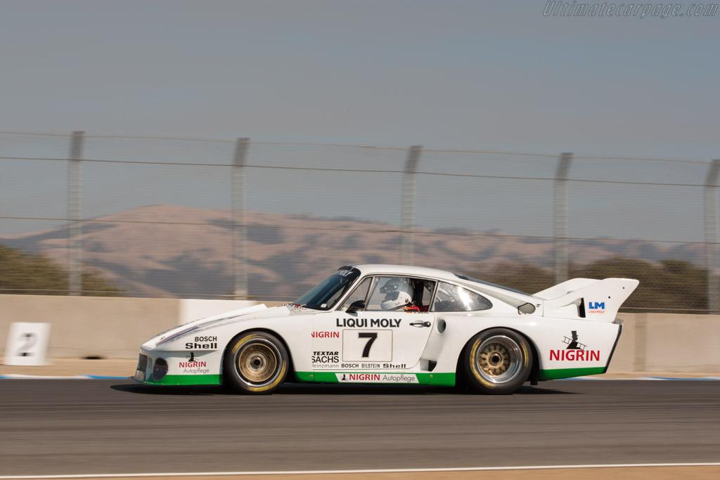 Porsche 935 J - Chassis: 009 0001   - 2009 Monterey Historic Automobile Races