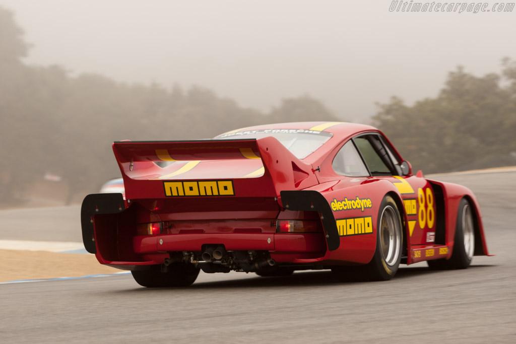 Porsche 935 J - Chassis: 000 0012   - 2010 Monterey Motorsports Reunion