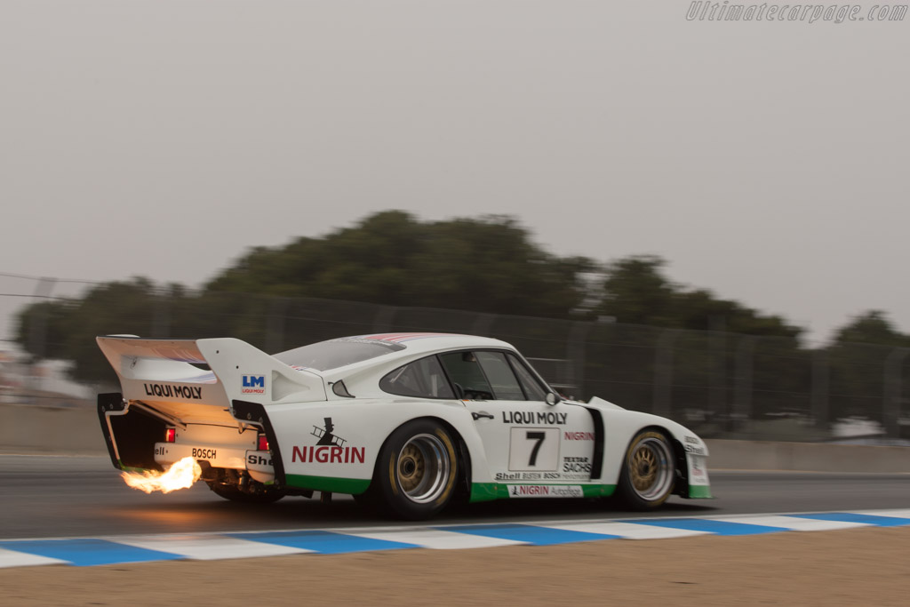 Porsche 935 J - Chassis: 009 0001   - 2010 Monterey Motorsports Reunion