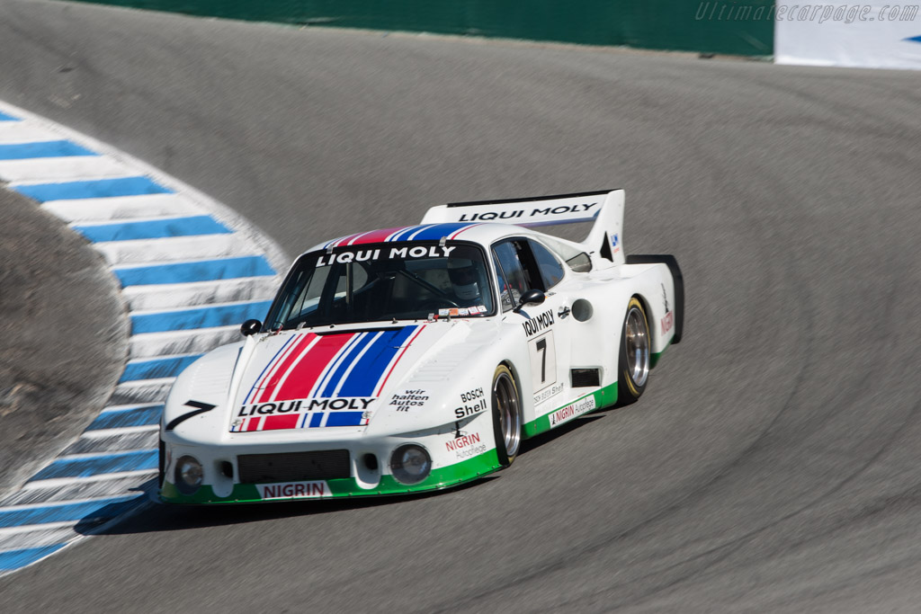 Porsche 935 J - Chassis: 009 0001   - 2011 Monterey Motorsports Reunion