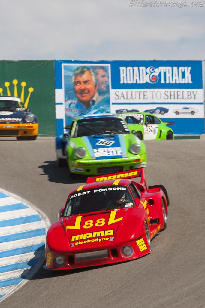 Porsche 935 J - Chassis: 000 0012   - 2012 Monterey Motorsports Reunion