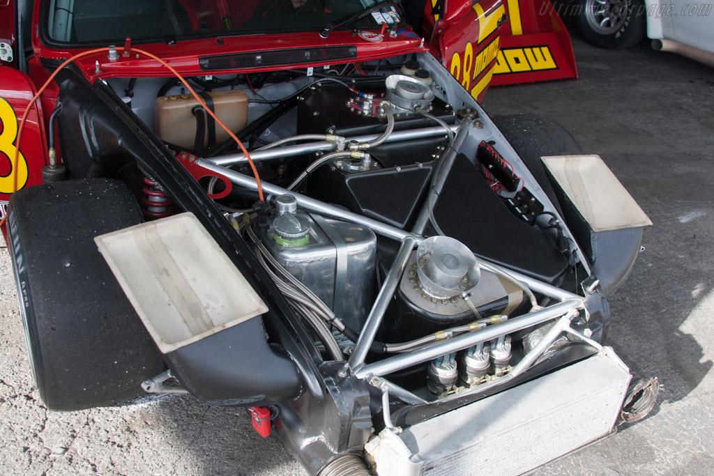 Porsche 935 J - Chassis: 000 0012   - 2013 Monterey Motorsports Reunion