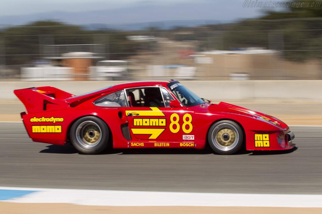 Porsche 935 J - Chassis: 000 0012   - 2014 Monterey Motorsports Reunion