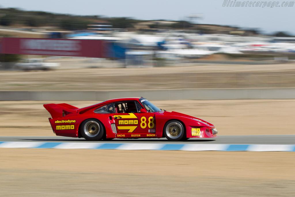 Porsche 935 J - Chassis: 000 0012   - 2016 Monterey Motorsports Reunion