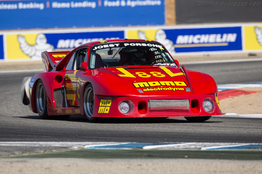Porsche 935 J - Chassis: 000 0012   - 2017 Monterey Motorsports Reunion