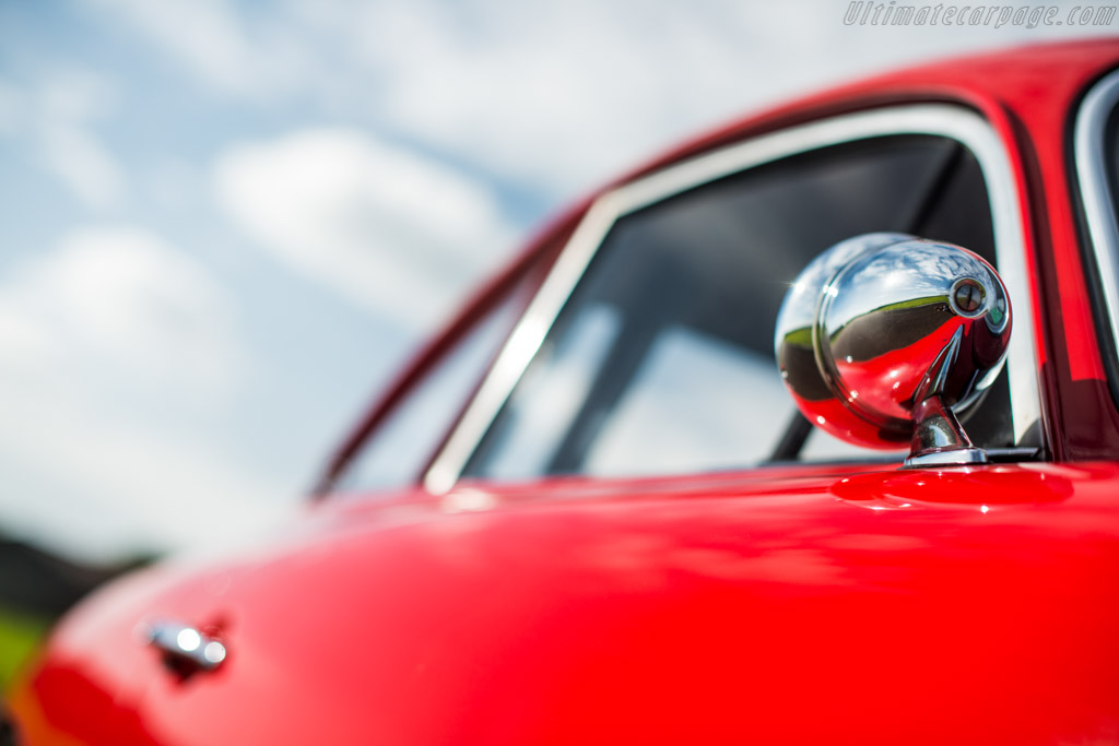 Porsche 356 Carrera 2 GT 2000