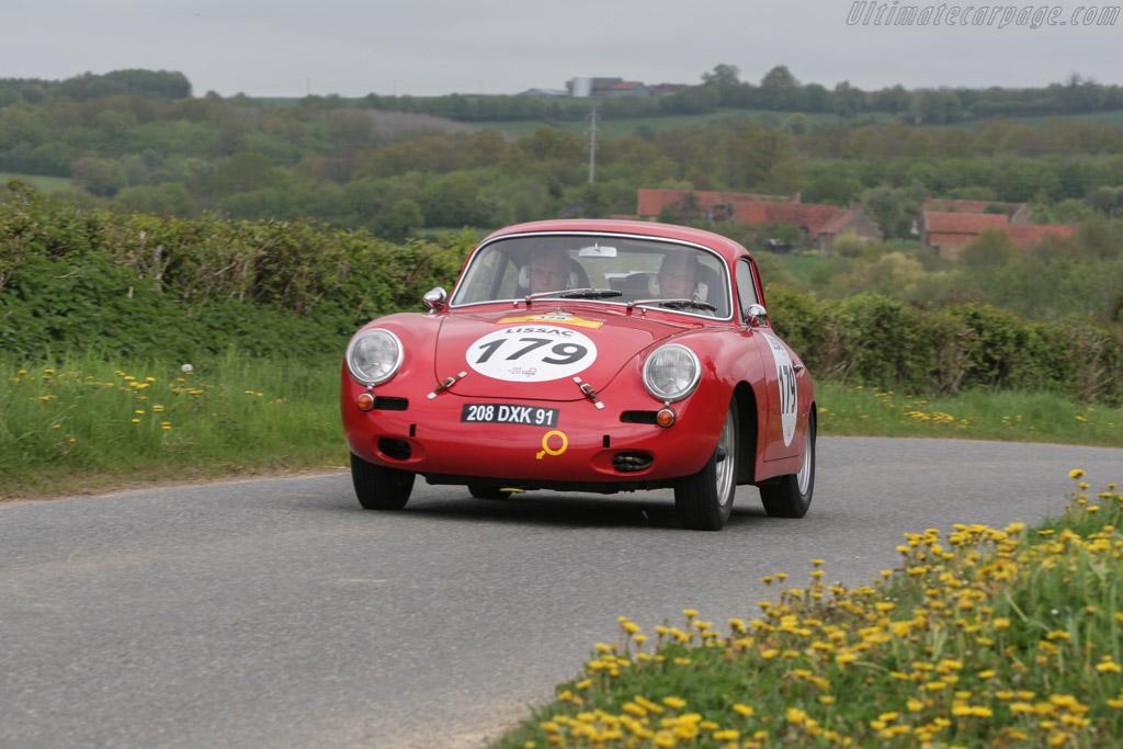 Porsche 356 Carrera 2 GT 2000 - Chassis: 124071   - 2005 Tour Auto