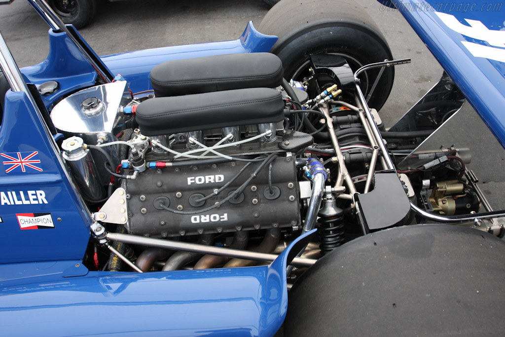 Tyrrell P34 Cosworth - Chassis: P34/8   - 2008 Monterey Historic Automobile Races