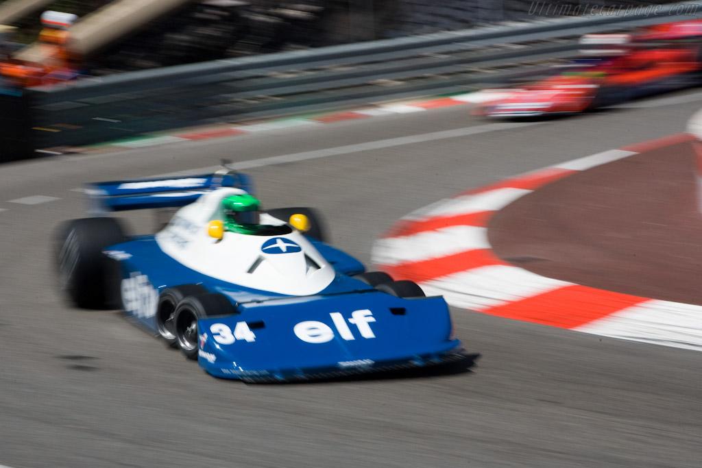 Tyrrell P34 Cosworth - Chassis: P34/6   - 2008 Monaco Historic Grand Prix