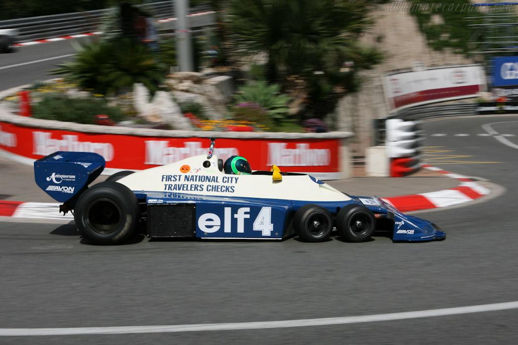 Tyrrell P34 Cosworth - Chassis: P34/6   - 2006 Monaco Historic Grand Prix