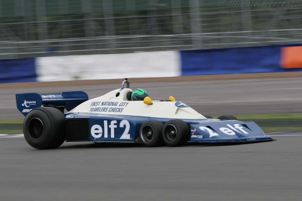 Tyrrell P34 Cosworth - Chassis: P34/6   - 2005 Silverstone Classic