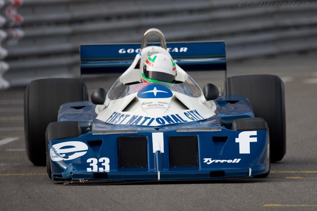 Tyrrell P34 Cosworth - Chassis: P34/5   - 2008 Monaco Historic Grand Prix