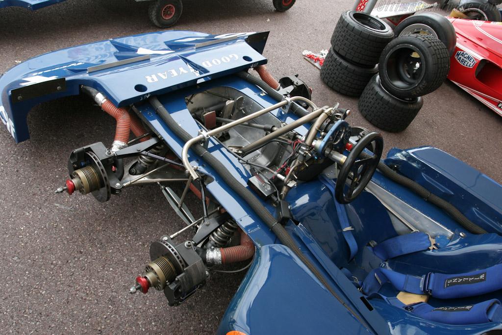 Tyrrell P34 Cosworth - Chassis: P34/5   - 2006 Monaco Historic Grand Prix