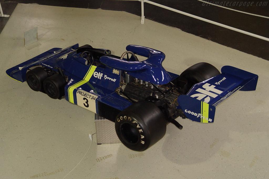 Tyrrell P34 Cosworth
