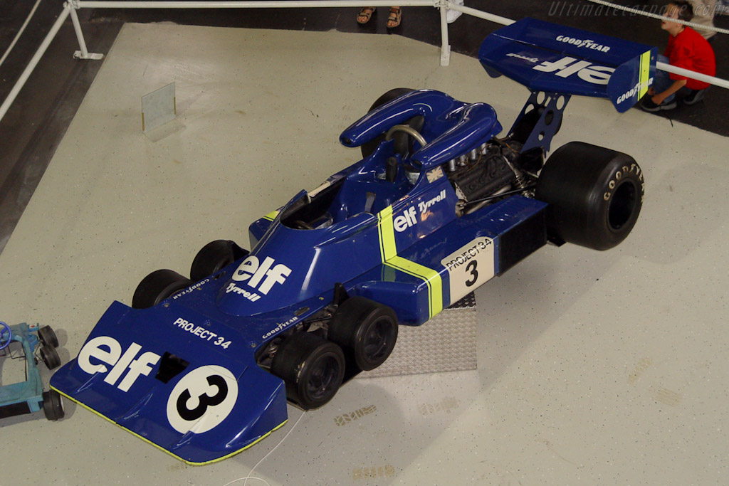 1976 1977 tyrrell p34 cosworth images specifications and information. Black Bedroom Furniture Sets. Home Design Ideas