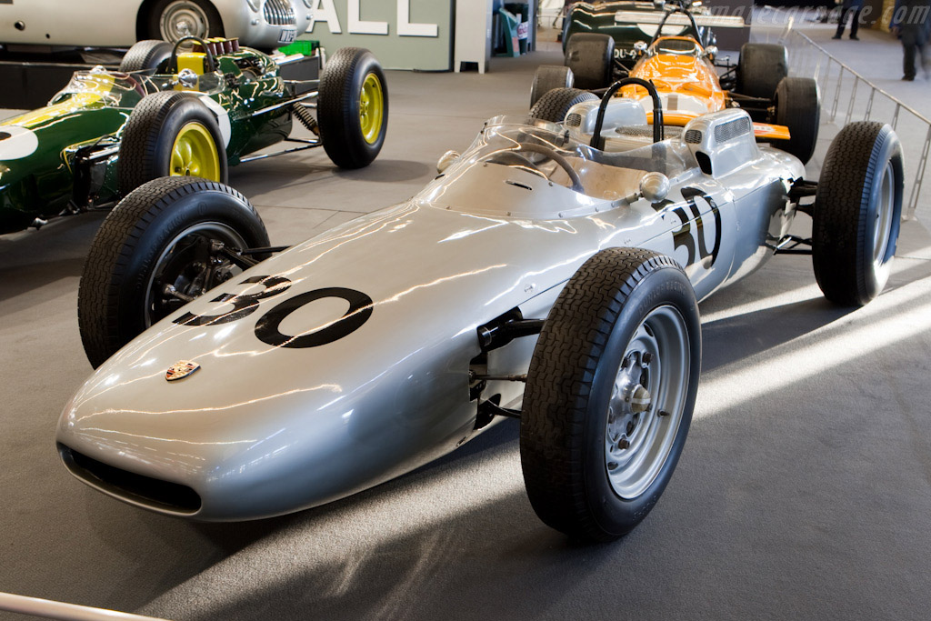 1962 Porsche 804 F1 Images Specifications And Information