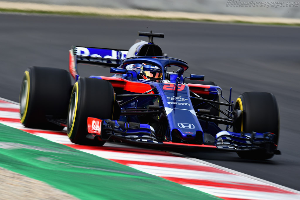 2018 Toro Rosso STR13 Honda - Images, Specifications and ...