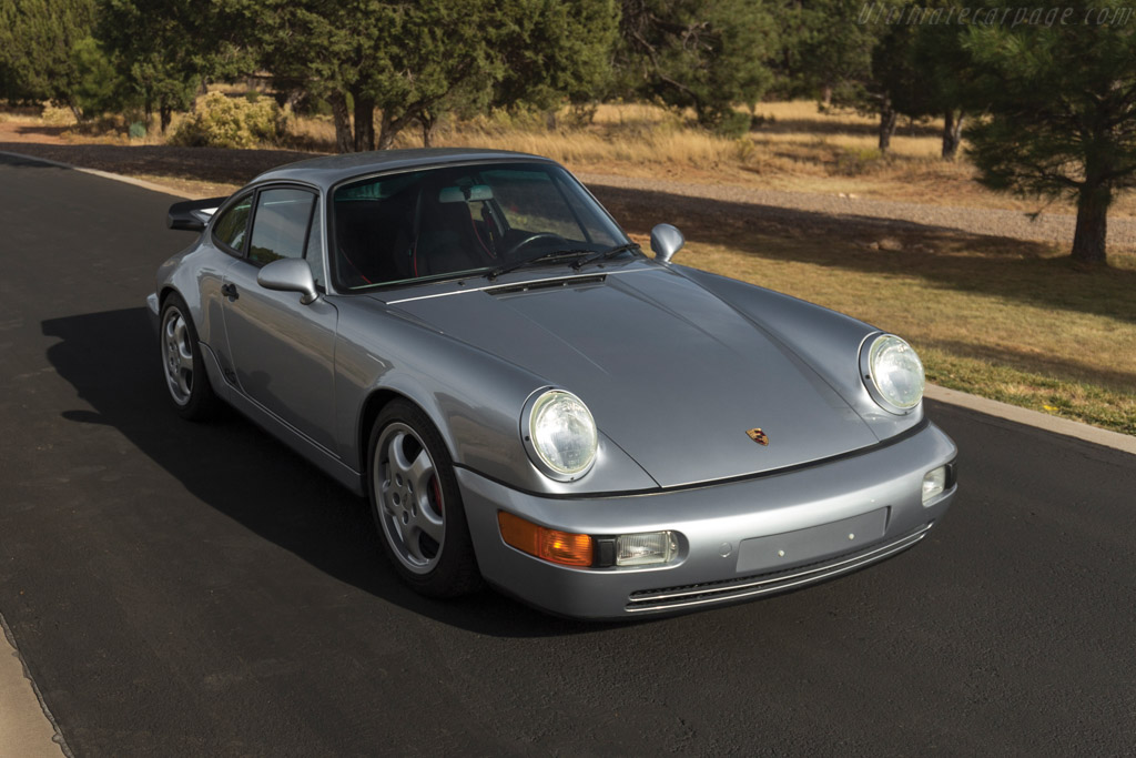 Porsche 911 America RS