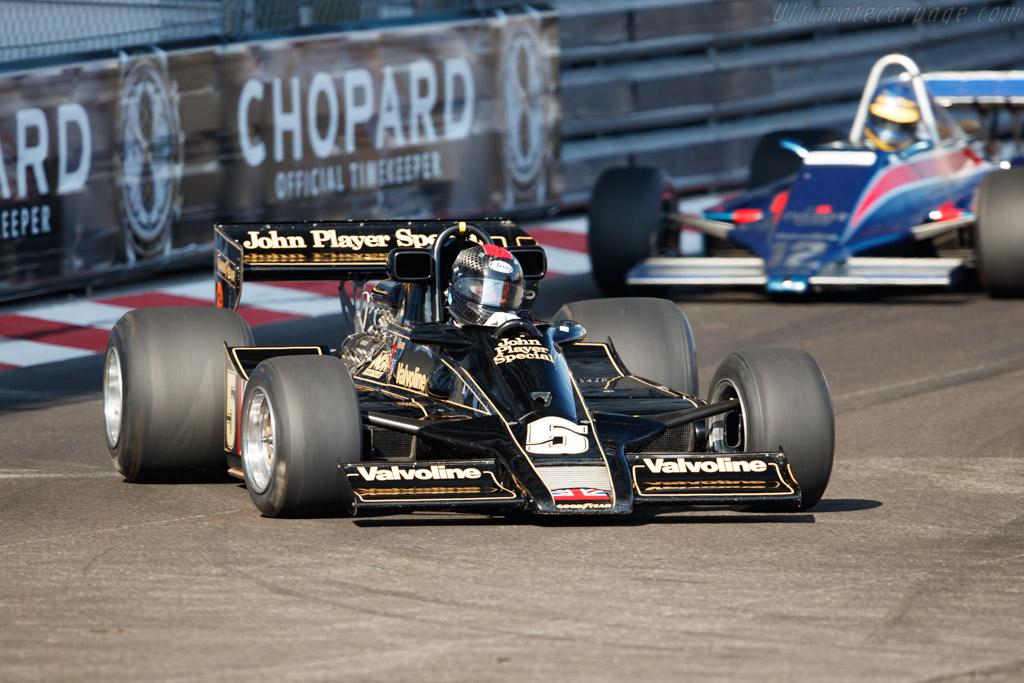 Lotus 78 Cosworth - Chassis: 78/4   - 2018 Monaco Historic Grand Prix