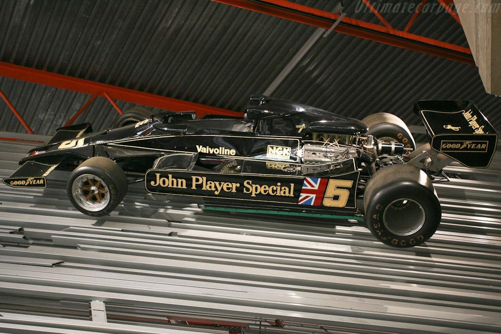 Lotus 78 Cosworth - Chassis: 78/2   - British National Motor Museum Visit