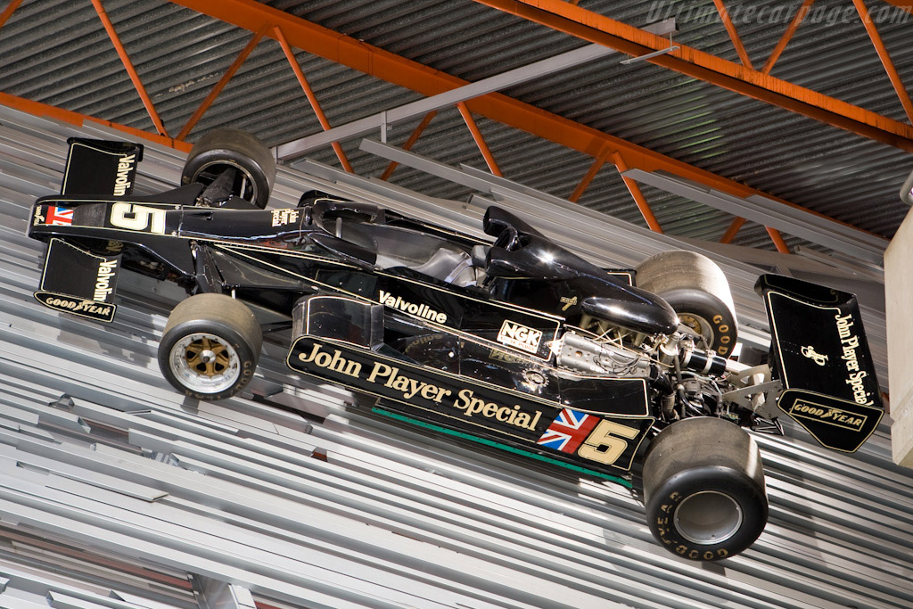 Click here to open the Lotus 78 Cosworth gallery