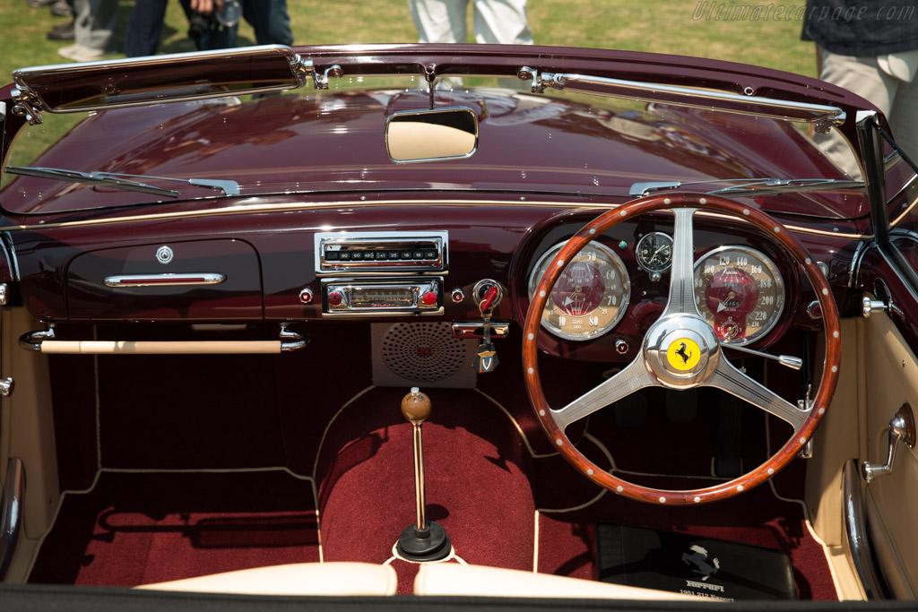 Ferrari 212 Export Vignale Cabriolet - Chassis: 0110E   - 2017 Pebble Beach Concours d'Elegance