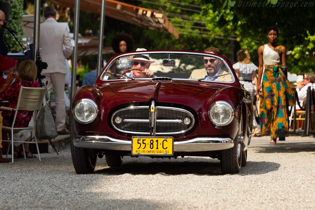 Ferrari 212 Export Vignale Cabriolet - Chassis: 0110E   - 2018 Concorso d'Eleganza Villa d'Este