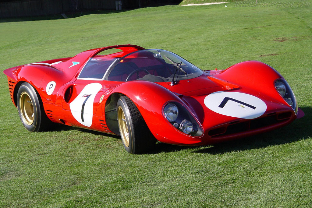 1967 Ferrari 330 P4 - Images, Specifications and Information