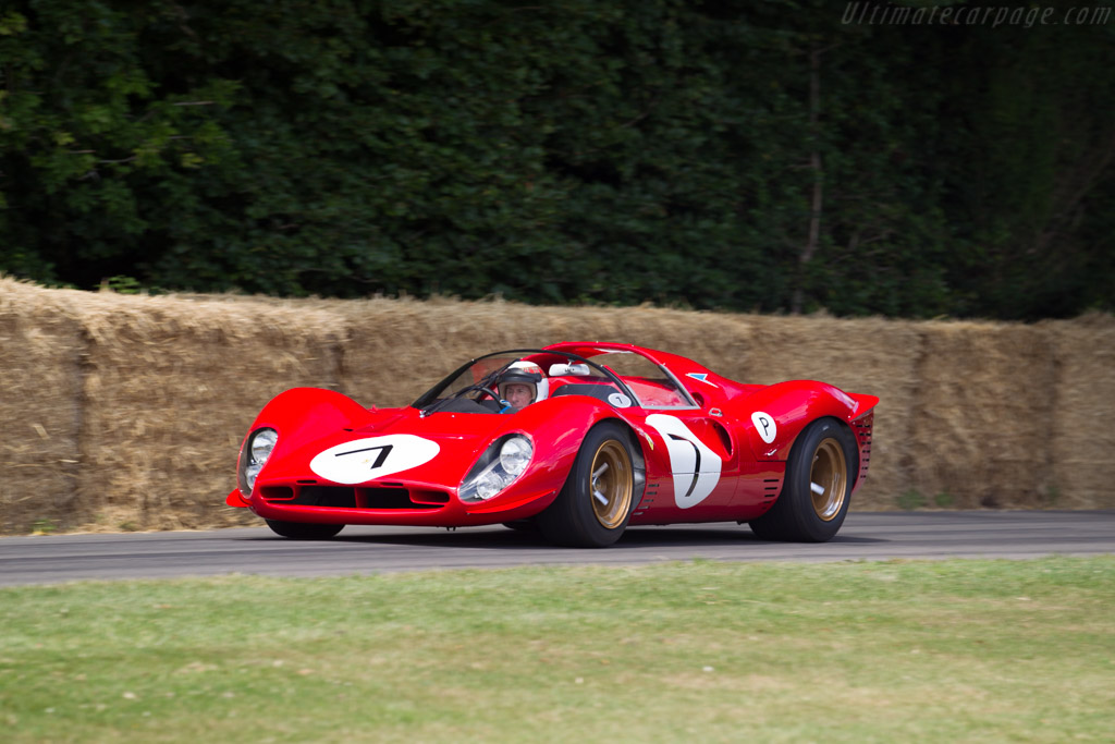 Ferrari 330 P4 - Chassis: 0856   - 2017 Goodwood Festival of Speed