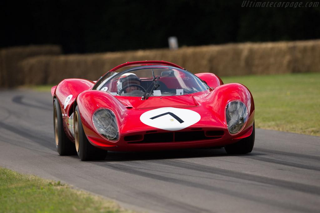 Ferrari 330 P4 - Chassis: 0856   - 2017 Goodwood Festival of Speed