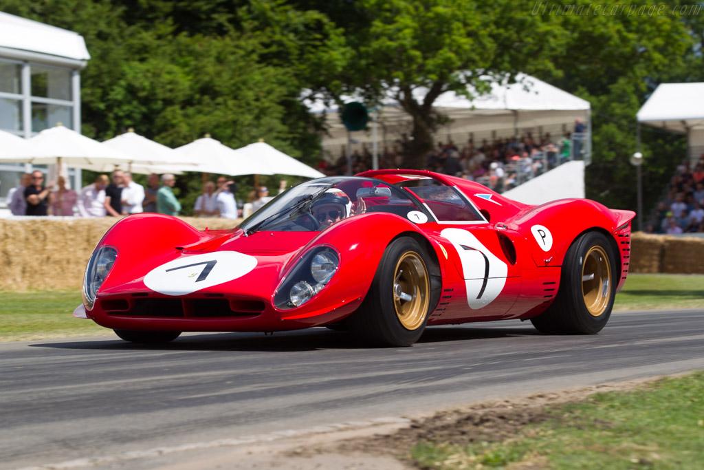 1967 Ferrari 330 P4 Chassis 0856 Ultimatecarpage Com