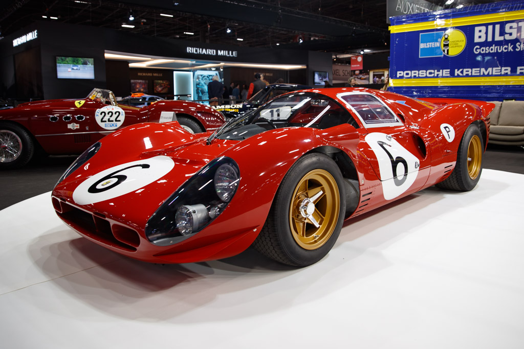 1967 Ferrari 330 P4 Chassis 0858 Ultimatecarpage Com